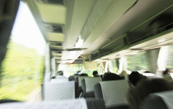 日本という大型の観光バス